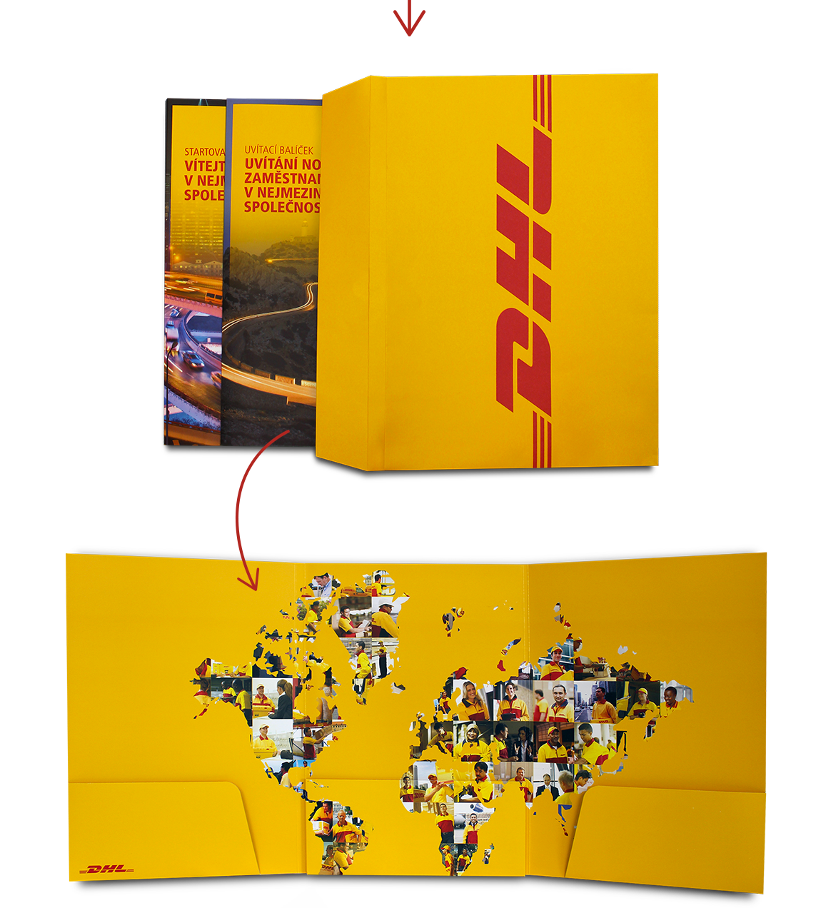 Onboarding DHL